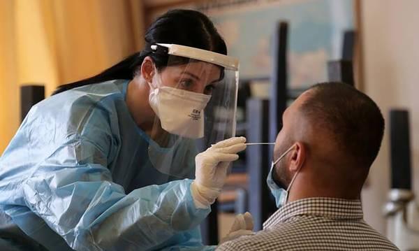 Πελοπόννησος: Δείτε που γίνονται δωρεάν rapid test σήμερα Τετάρτη