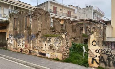 Καταρρέει το σπίτι που έζησε ο Στρατηγός Μακρυγιάννης στο Άργος!