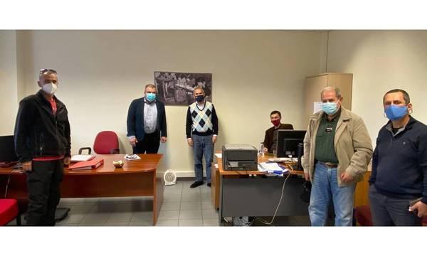 Δαβάκης: «Σε πρώτο πλάνο, τα θέματα της εκπαίδευσης στη Λακωνία»