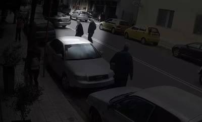 Δείτε τον δολοφόνο του 39χρονου στην Κυπαρισσία να εισβάλει, να σκοτώνει και να φεύγει! (video)
