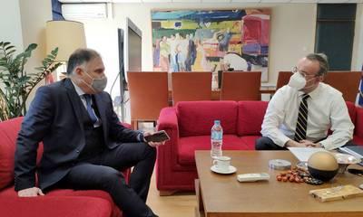 Κρητικός: Βρέθηκε ο μίτος της νομοθετικής διευθέτησης για το Λάγιο Λακωνίας
