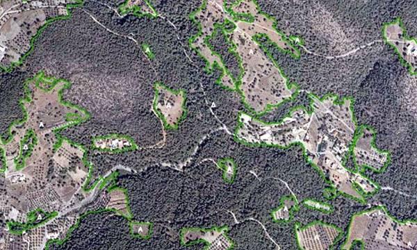 ΜέΡΑ25: Δασικοί Χάρτες! Ένα ακόμη δώρο στο ΤΑΙΠΕΔ!