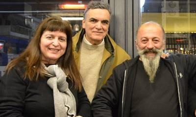Ευκλής: Ο Στακιάς έλαβε Βεβαίωση συμμετοχής στα Σεμινάρια Επιμόρφωσης Αθλητικών Στελεχών