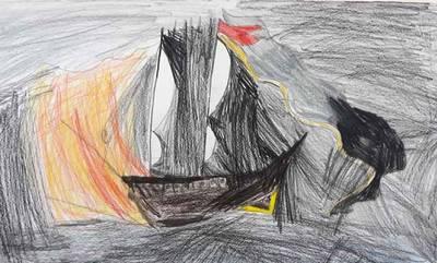 Έκθεση ζωγραφικής: «Η ναυμαχία του Ναβαρίνου» στην Καλαμάτα. Δείτε βραβεία και επαίνους