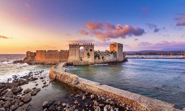 Προγραμματικές Συμβάσεις: Αποκατάσταση Κάστρου Μεθώνης - Διασφάλιση ΔΗΠΕΘΕ Καλαμάτας
