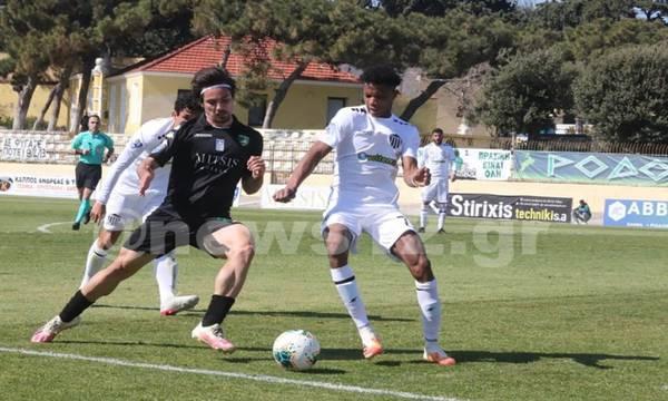 Football League: «Λευκές» ισοπαλίες για Καλαμάτα και Αστέρα Βλαχιώτη