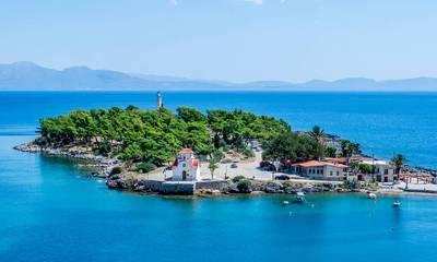 Κρανάη: Το άγνωστο ελληνικό νησί της… Ωραίας Ελένης