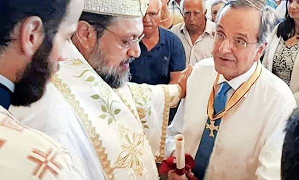 Ο Σαμαράς θέλει τον Χρυσόστομο Μεσσηνίας Αρχιεπίσκοπο;