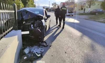 Τραυματίστηκε ο διαιτητής Α1 μπάσκετ Κυριακόπουλος σε τροχαίο