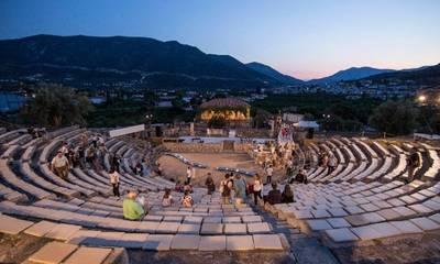 Διακαλλιτεχνικό ερευνητικό πρόγραμμα για το Αρχαίο Δράμα, από το Φεστιβάλ Αθηνών και Επιδαύρου