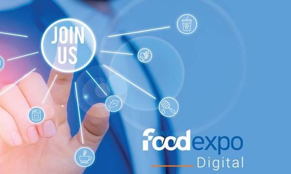 Συμμετοχή στην FOOD EXPO DIGITAL με κάλυψη του 70% από την Περιφέρεια Πελοποννήσου