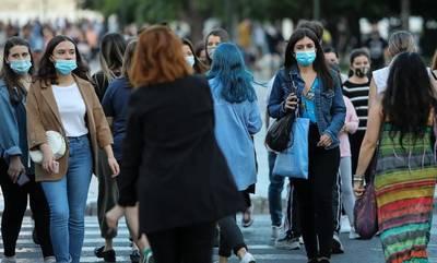 Πελοπόννησος: 202 νέα κρούσματα κορονοϊού το τελευταίο 24ωρο