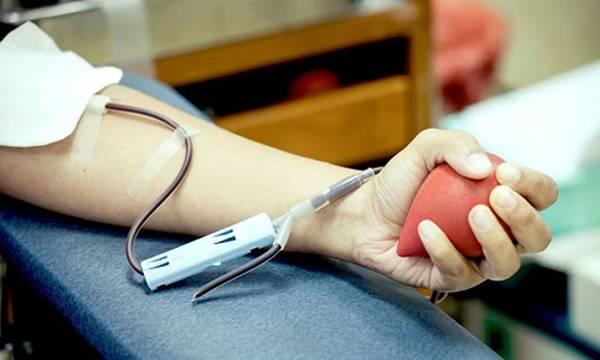 Εβδομάδα εθελοντικής αιμοδοσίας από τους καθηγητές της Λακωνίας