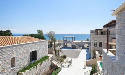 Νέο 4αστερο ξενοδοχείο σε παραλία της Λακωνίας