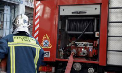 Έκρηξη σε διαμέρισμα της Πάτρας από φιάλη υγραερίου. Στο νοσοκομείο άνδρας με σοβαρά εγκαύματα