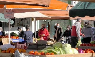 Στον Άδωνη Γεωργιάδη ο Δαβάκης για το νομοσχέδιο των Λαϊκών Αγορών