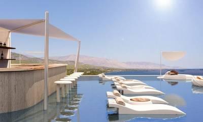 Το νέο 5άστερο ξενοδοχείο στην Κορινθία που σε «ταξιδεύει»… (photos)