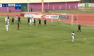 Καλαμάτα - Νίκη Βόλου 0-0: Τα highlights του αγώνα