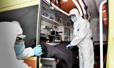 Κορονοϊός: 1.607 νέα κρούσματα, 847 διασωληνωμένοι, 78 θάνατοι