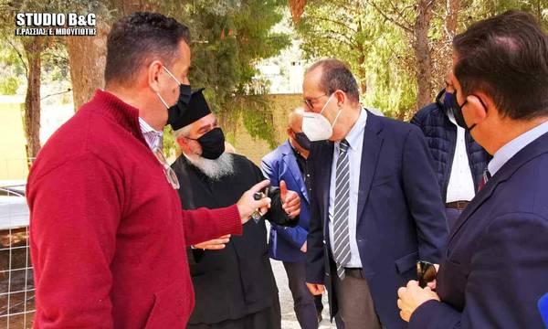 Το Ναύπλιο αποκτά σύγχρονη υποδομή συσσιτίων με χρηματοδότηση της Περιφέρειας Πελοποννήσου!