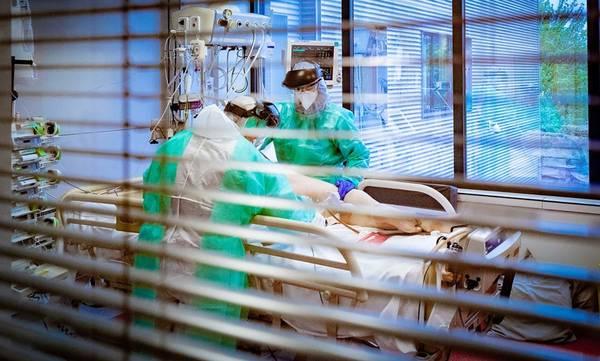 Κορονοϊός: 3.789 νέα κρούσματα, 847 διασωληνωμένοι, 87 θάνατοι