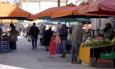 Συνάντηση Δαβάκη με τους παραγωγούς των Λαϊκών Αγορών της Λακωνίας