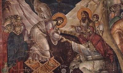 Τα Πάθη, η Ανάσταση και το Πάσχα στο Δημοτικό μας Τραγούδι