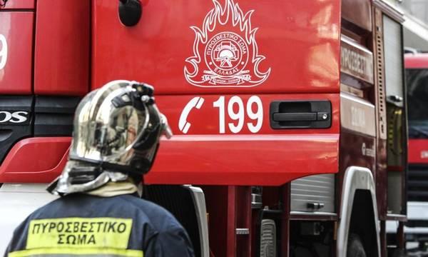 Μεγαλόπολη: Κινδύνεψε από φωτιά στον Οικισμό της  ΔΕΗ