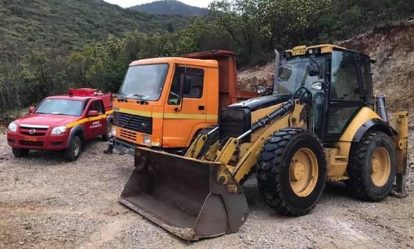 Έργα βελτίωσης της αγροτικής οδοποιίας στο δήμο Καλαμάτας