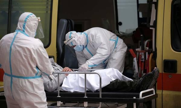 Κορονοϊός: 811 διασωληνωμένοι, 80 θάνατοι και 1.317 κρούσματα