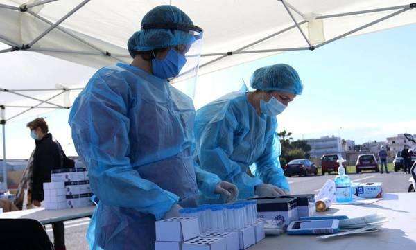 Πελοπόννησος: 82 νέα κρούσματα κορονοϊού το τελευταίο 24ωρο