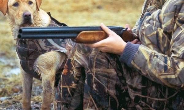 Κρητικός: «Σημαντικοί οι κυνηγοί για τη θηροφυλακή και την πυροπροστασία»