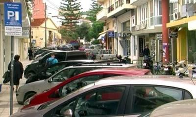 Επαναλειτουργία ελεγχόμενης στάθμευσης και νέοι χώροι δωρεάν στάθμευσης στο Άργος