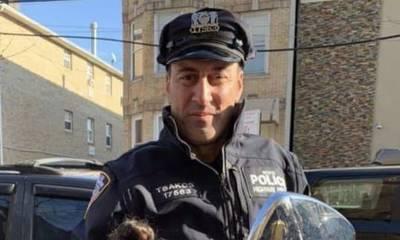 Ομογενής αστυνομικός παρασύρθηκε θανάσιμα ενώ ρύθμιζε την κυκλοφορία στη Νέα Υόρκη