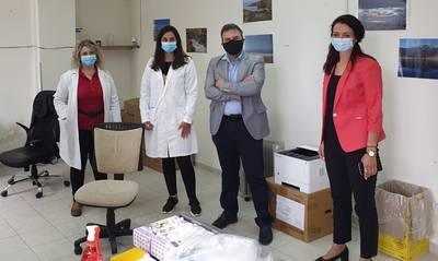 Τι συζήτησε ο Σταύρος Αραχωβίτης με τη Διοίκηση του Γ.Ν. Νοσοκομείου Λακωνίας