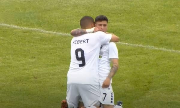 Καλαμάτα–Αιγάλεω 2-0: Επανήλθε στις νίκες και την κορυφή η «Μαύρη Θύελλα» (video)