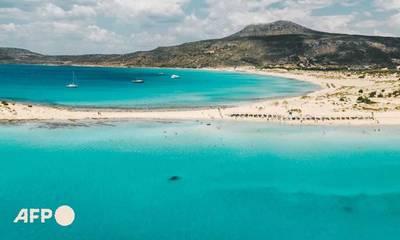 Ελαφόνησος: Το Γαλλικό Πρακτορείο περιγράφει το covid free νησί!