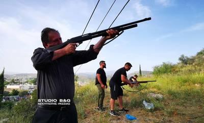 Πυροβόλησαν τον Ιούδα στην Ασίνη Αργολίδας (photos)