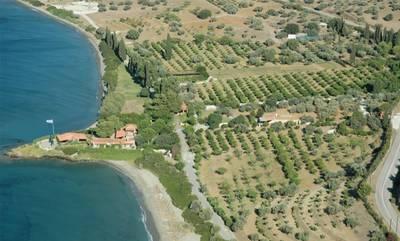 Για 30 εκατ.€ πωλείται το κτήμα του Κοντομηνά στο Μετόχι Αργολίδας (phοtos)