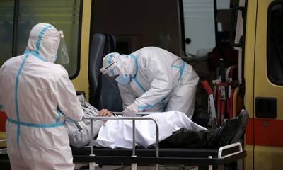 Κορονοϊός: 1.387 νέα κρούσματα, 783 διασωληνωμένοι, 81 θάνατοι