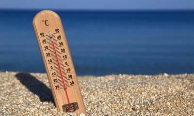 Καλαμάτα: Ο υδράργυρος έφτασε στους 28 βαθμούς Κελσίου