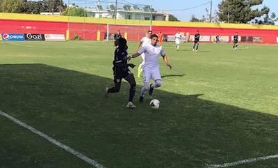 Ιάλυσος - Καλαμάτα 0-0: Παραμένει στην κορυφή η «Μαύρη Θύελλα»