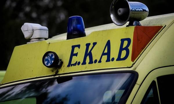 Κόρινθος: Σύγκρουση ΙΧ με μοτοποδήλατο - Ένας τραυματίας