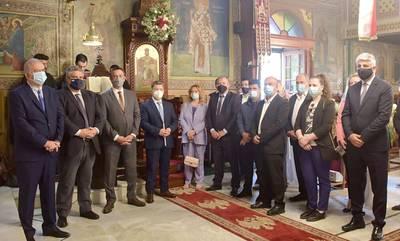 Κορώνη: Λαμπρός ο εορτασμός της Πολιούχου Παναγίας Ελεήστριας (photos)