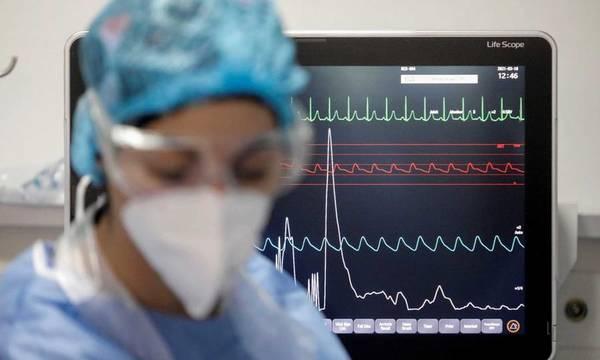 Κορονοϊός: 2.461 νέα κρούσματα, 737  διασωληνωμένοι, 68 θάνατοι