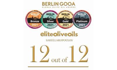 Στα Elite Olive Oils, ανήκουν αυτονόητα, οι Βιολογικοί Ελαιώνες Σακελλαρόπουλου