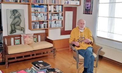 Ο Γυθειάτης, Γιώργος Μονεμβασίτης στο «Μονόγραμμα» της ΕΡΤ – 2 (video)