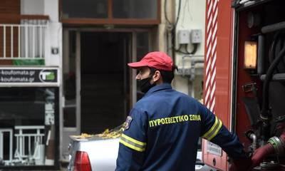 Τραγωδία στην Πάτρα: Νεκρή γυναίκα από πυρκαγιά σε σπίτι (video)