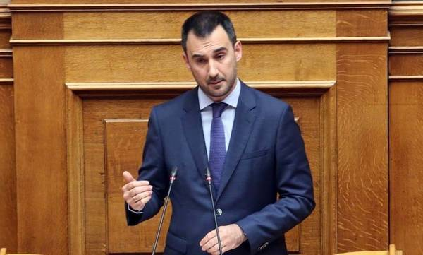 Ο Χαρίτσης ρωτά τον Υπουργό Ανάπτυξης για τα ανοιχτά κέντρα εμπορίου