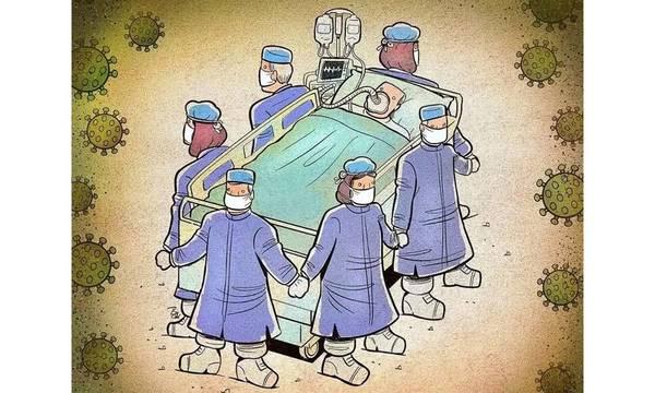 Ανεκτίμητη η προσφορά νοσηλευτών και νοσηλευτριών